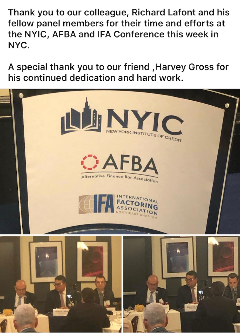 NYIC, AFBA and IFA Conference
